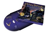 (01): harry potter and the philosopher's stone (audio cd)