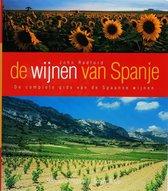 Boek cover De Wijnen Van Spanje van John Radford