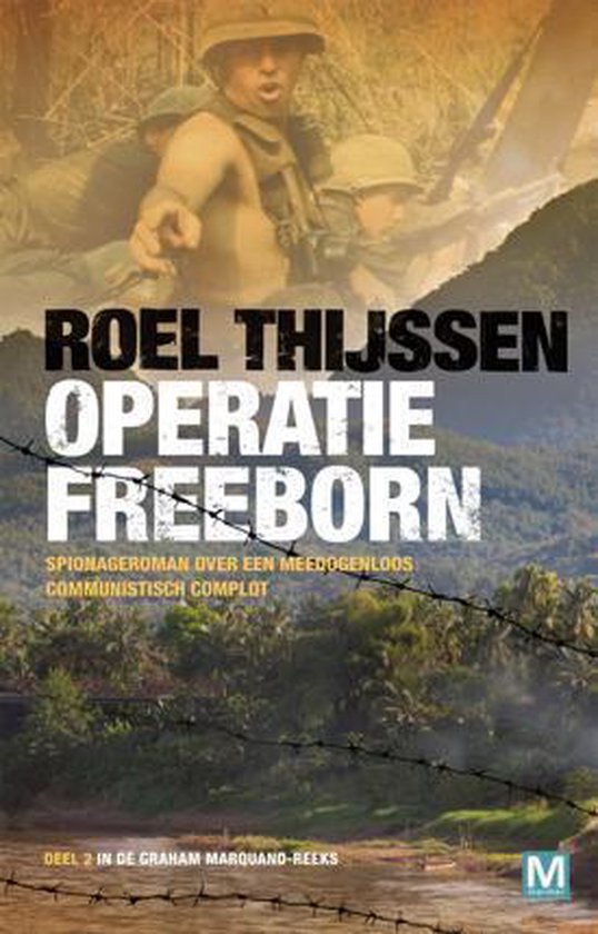 Operatie Freeborn - Roel Thijssen pdf epub