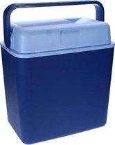 Coolzone Elektrische Koelbox - 24L - 12V - Licht Blauw
