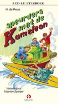 Speurders Met De Kameleon (luisterboek)