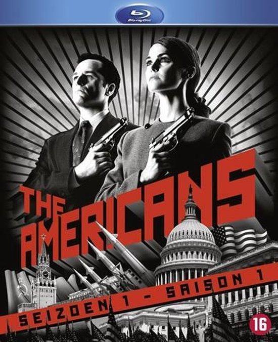 Cover van de film 'The Americans'