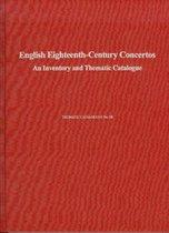 English Eighteenth-Century Concertos