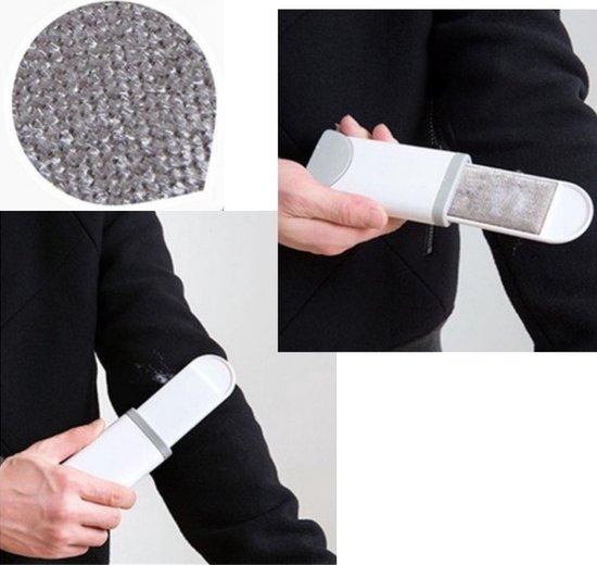 Pluizenborstel Kledingborstel - Pluizen Verwijderaar - Pluizen Roller Kledingroller