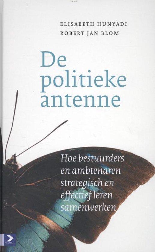 De politieke antenne - Robert Jan Blom |