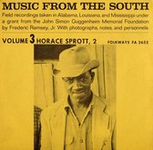 Music from the South Vol. 3: Horace Sprott 2