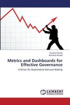 Metrics and Dashboards for Effective Governance