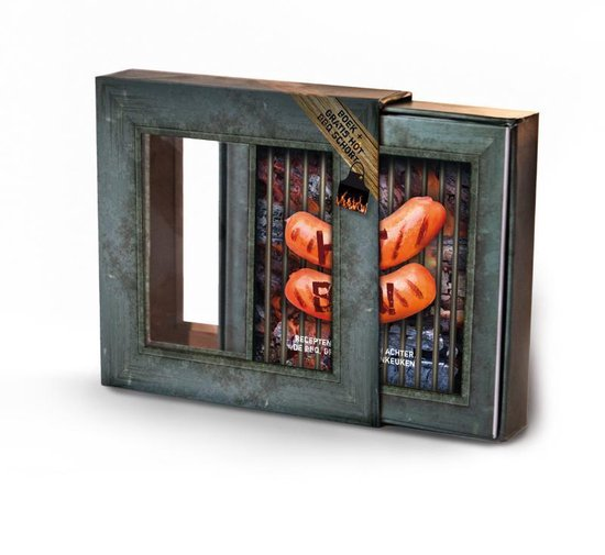 Cadeaupakket Hot BBQ - Francis van Arkel   Readingchampions.org.uk