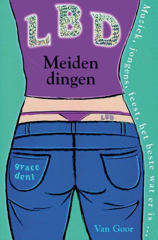 LBD meidendingen - Grace Dent |