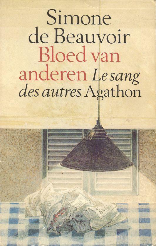 Bloed van anderen - Simone de Beauvoir | Fthsonline.com