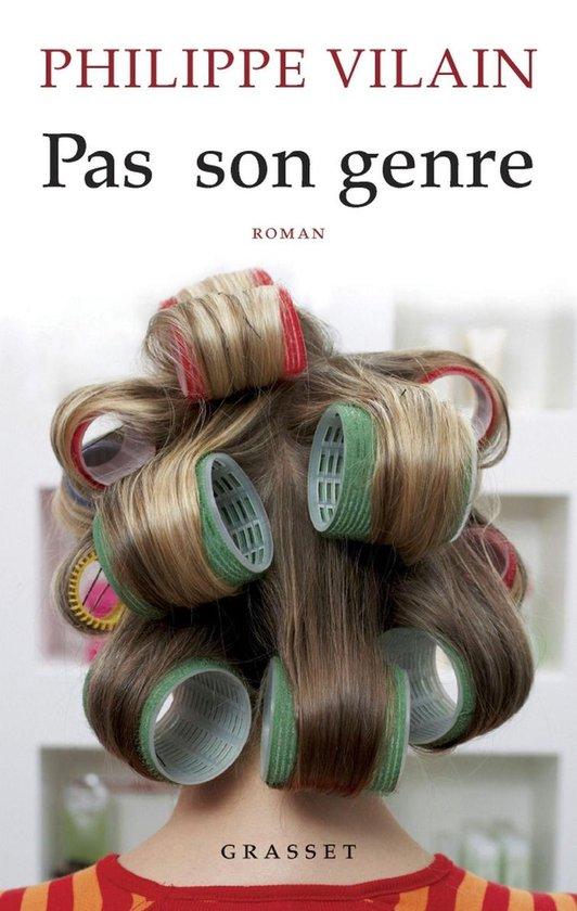 Boek cover Pas son genre van Philippe Vilain (Onbekend)