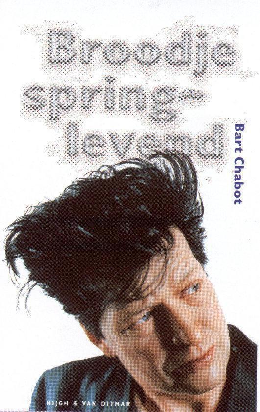 Boek cover Broodje Springlevend van Bart Chabot (Hardcover)