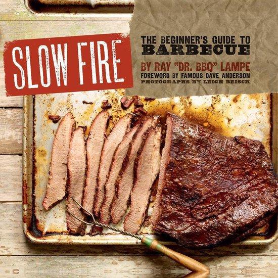 Boek cover Slow Fire van Ray Lampe (Onbekend)