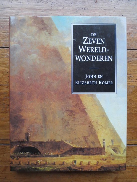 De zeven wereldwonderen - J. Romer | Readingchampions.org.uk