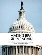 Making EPA Great Again