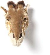 Wild & Soft Bibib Dierenkop Giraf