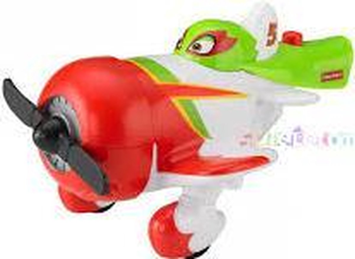 Fisher Price planes El chupa cabra