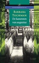 Boek cover De kanonnen van augustus van Barbara Tuchman