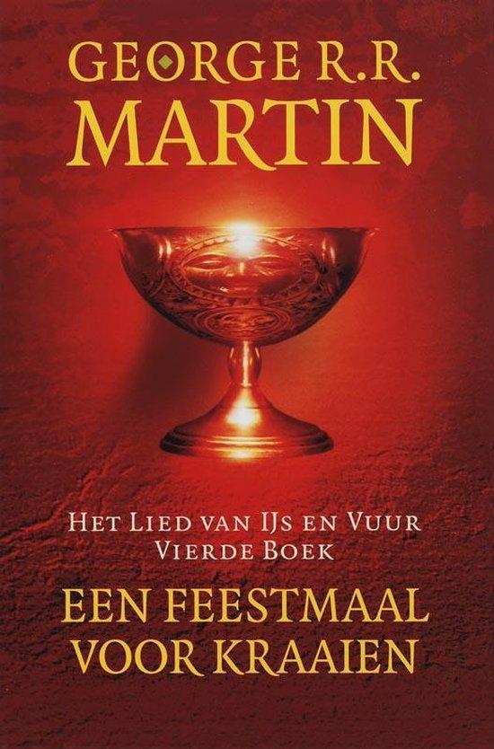 Game of Thrones - Een Feestmaal voor Kraaien - George R.R. Martin | Fthsonline.com