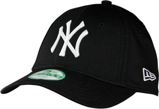 New Era Cap 9FORTY New York (NY) Yankees (MLB) - Child - One Size - Zwart