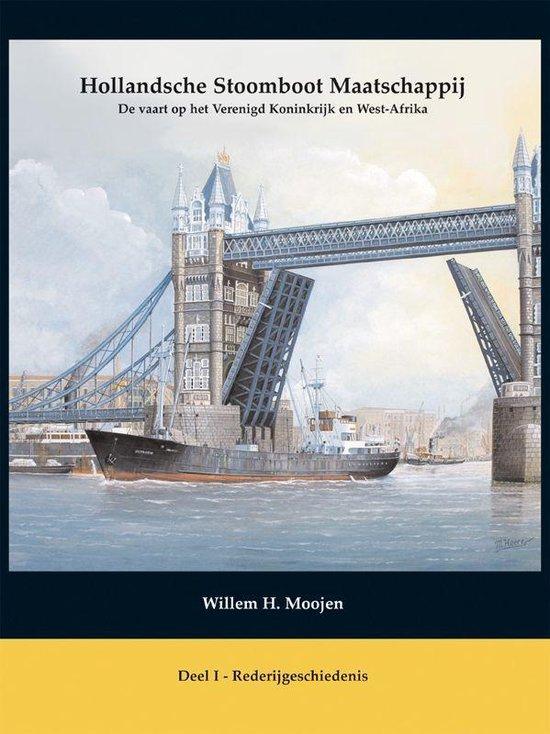 Hollandsche Stoomboot Maatschappij - W.H. Moojen |
