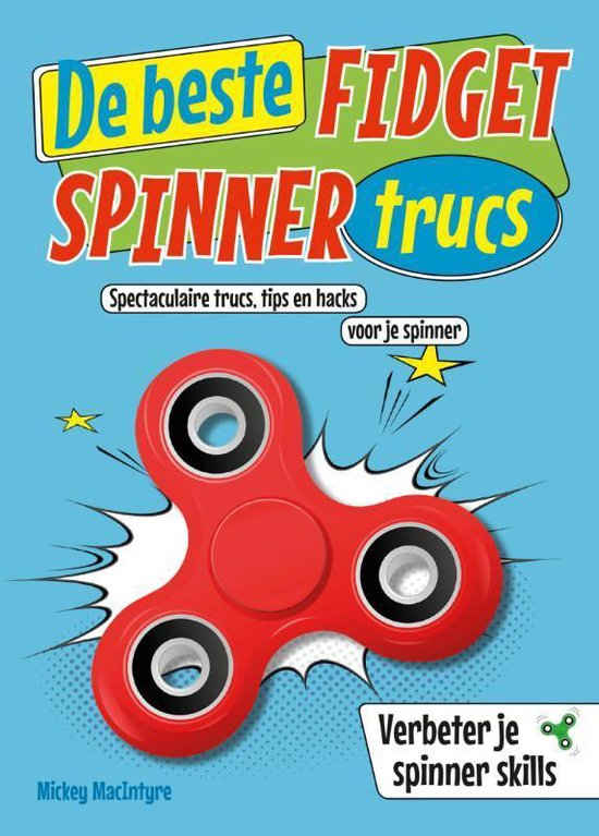 De beste Fidget Spinner trucs - Mickey Macintyre |