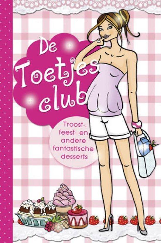 De toetjesclub - Karin Luiten |
