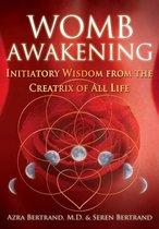 Boek cover Womb Awakening van Azra Bertrand (Onbekend)