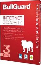 BullGuard Internet SecurityOEM1Year1User100 MB25 Pack