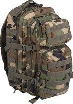 US Assault Backpack - Rugzak - 36 Liter - Woodland