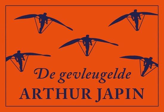 De gevleugelde - dwarsligger (compact formaat) - Arthur Japin |