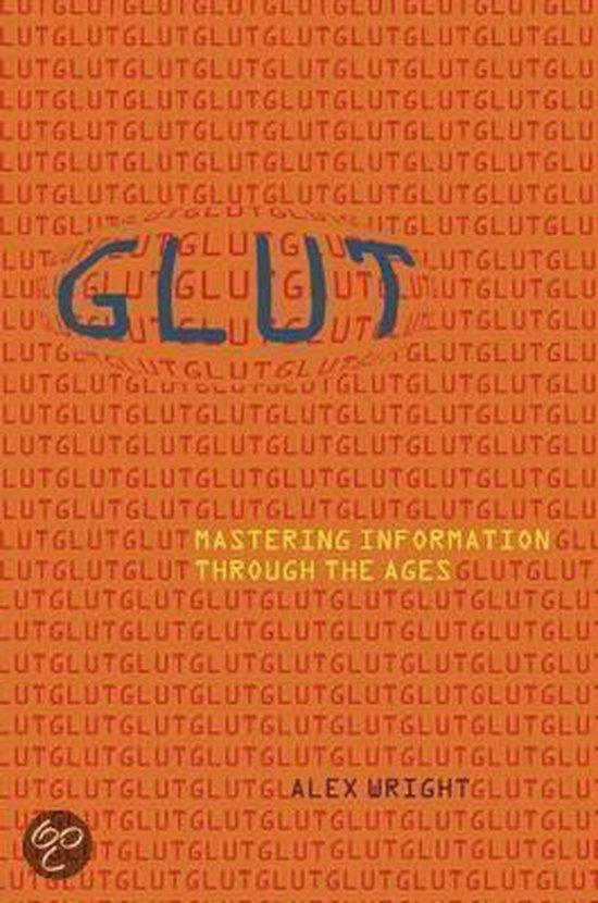 Boek cover Glut van Alex Wright (Hardcover)