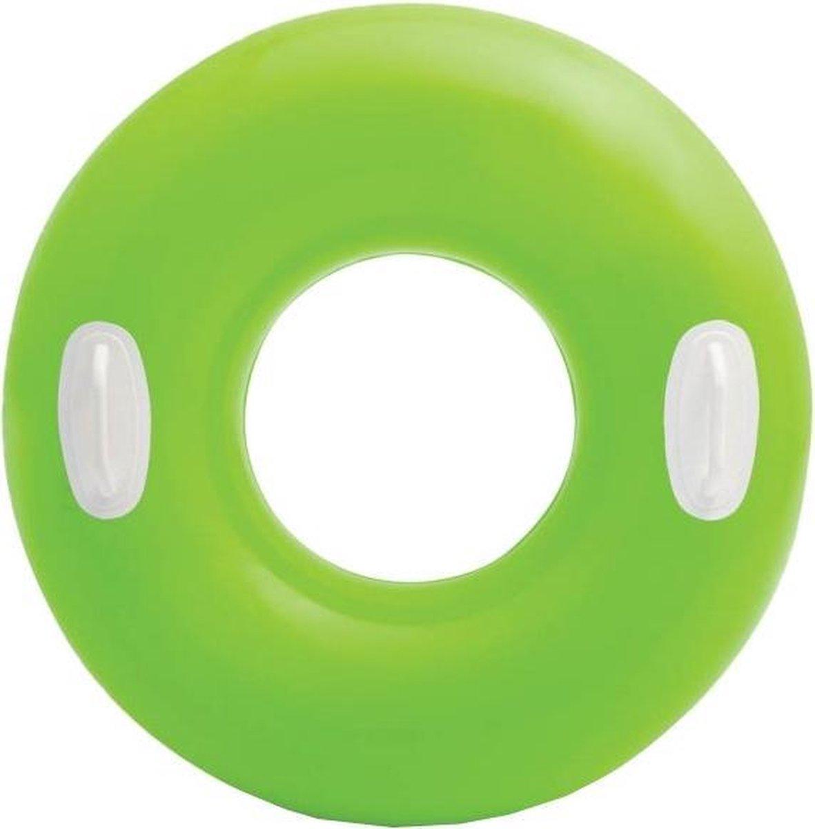 Intex Zwemband Groen 76 Cm
