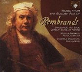 3-CD VARIOUS - MUSIC FROM THE GOLDEN AGE OF REMBRANDT