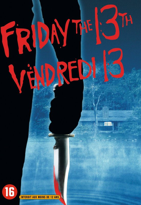 Cover van de film 'Friday The 13th'