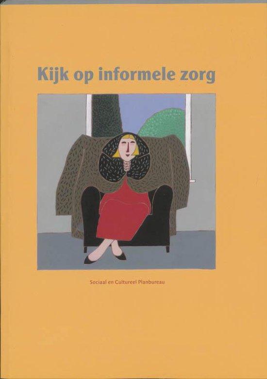 Kijk Op Informele Zorg - none | Fthsonline.com