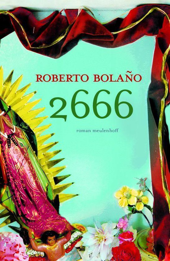 2666 - Roberto Bolano |