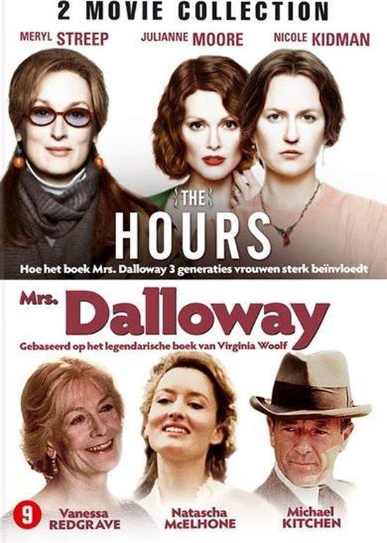 Cover van de film 'Virginia Woolf Box - The Hours/Mrs. Dalloway'