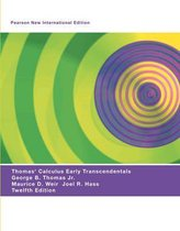 Thomas' Calculus Early Transcendentals: Pearson  International Edition