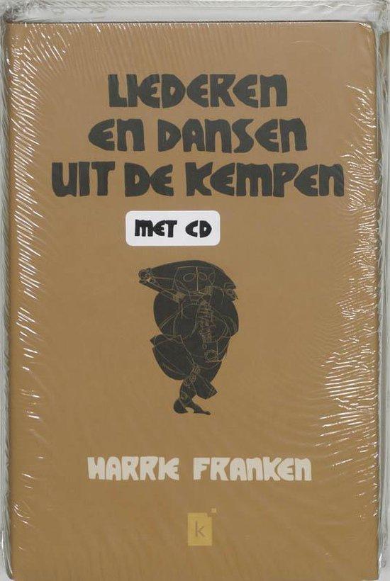 Liederen en dansen uit de kempen - W.M. Franken |