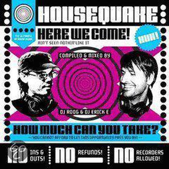 Various - Housequake