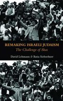 Remaking of Israeli Judaism