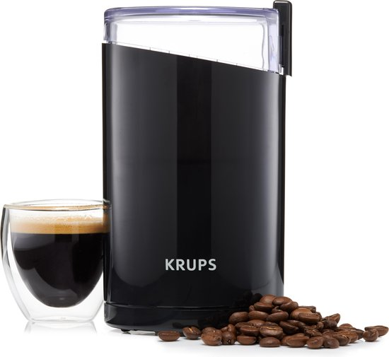 Krups F20342 Elektrische koffiemolen - Zwart