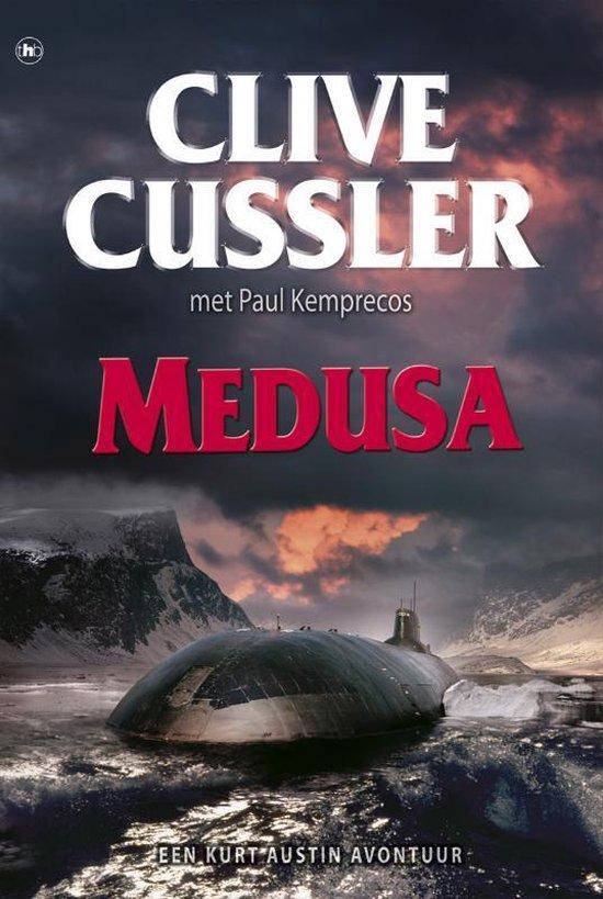 Kurt Austin-avonturen (NUMA-files) - Medusa - Clive Cussler |