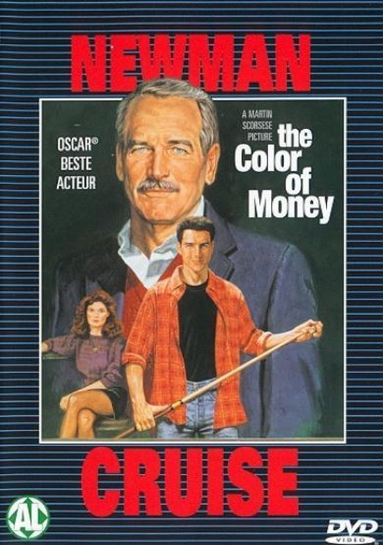 Cover van de film 'Color Of Money'