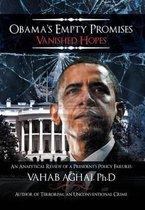Obama's Empty Promises Vanished Hopes