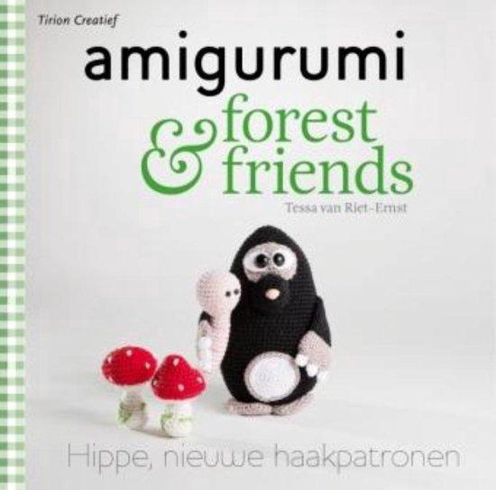 Amigurumi en forest friends