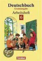 Deutschbuch 6. Neue Rechtschreibung. Arbeitsheft. Grundausgabe