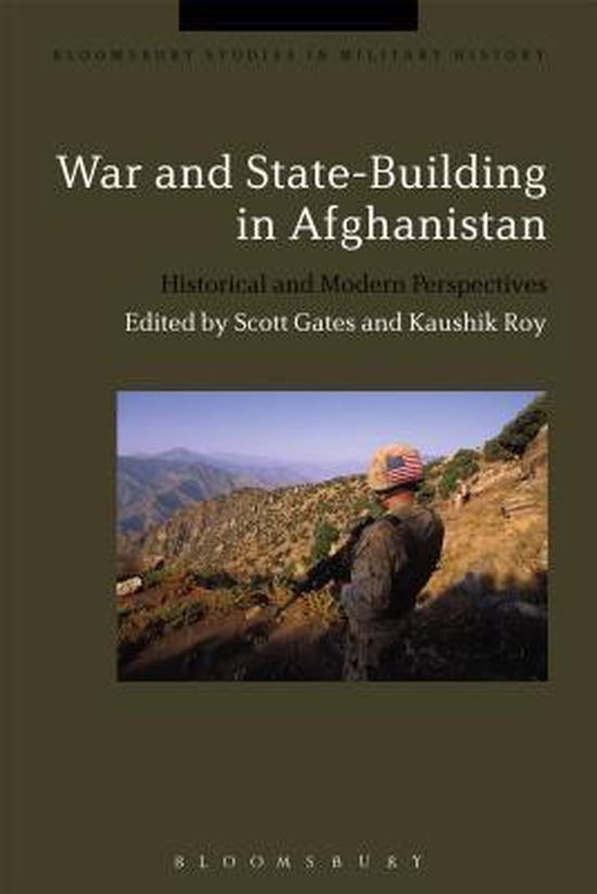 Boek cover War and State-Building in Afghanistan van Scott Gates (Paperback)