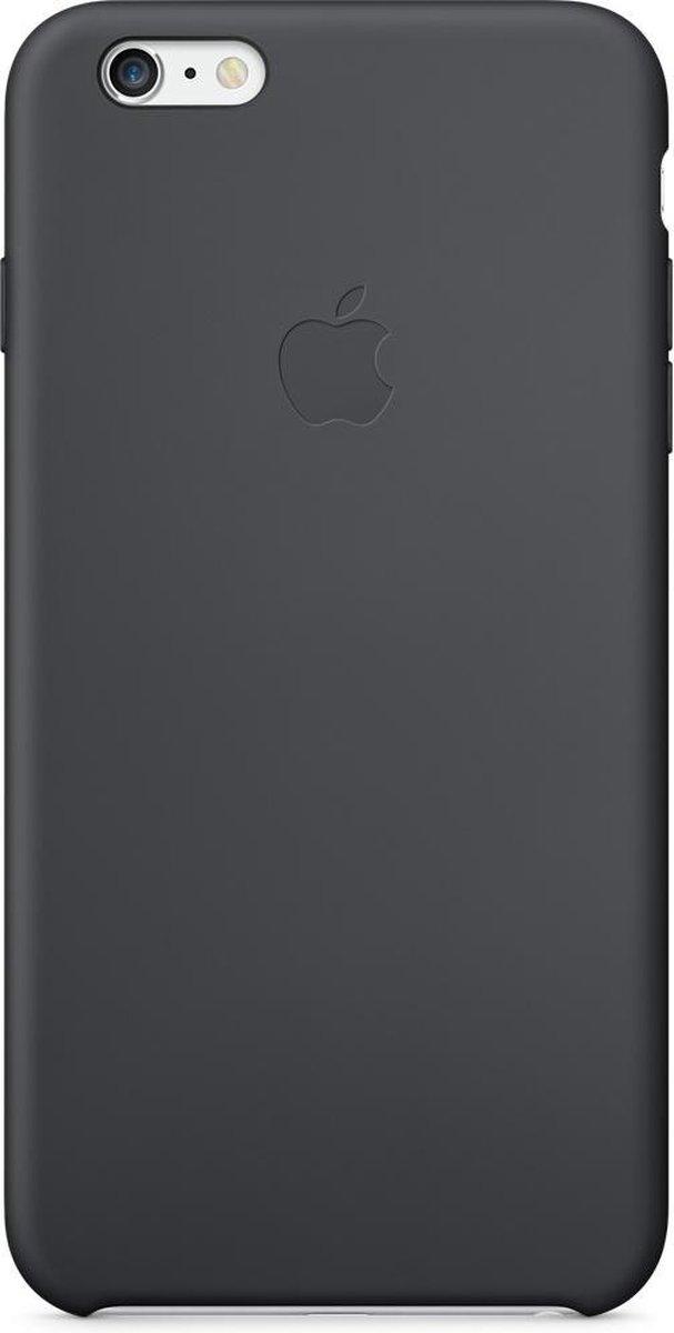 Apple iPhone 6 Plus/6S Plus silicone case - Dark Grey